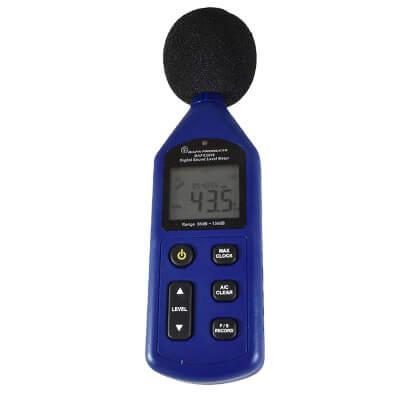 BAFX Decibel Meter
