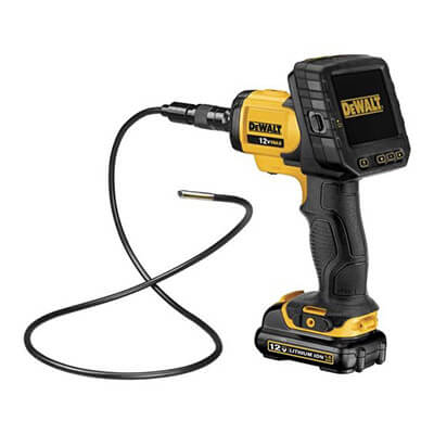 DEWALT DCT412S1 Inspection Camera