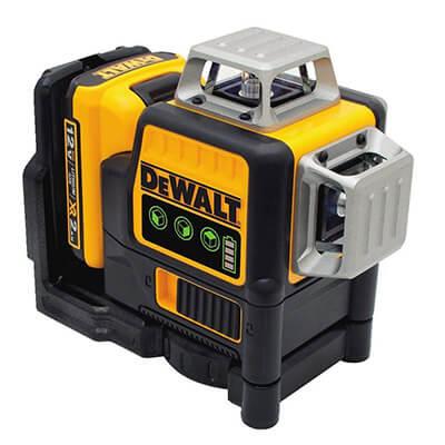 DEWALT DW089LG Rotary Laser Level