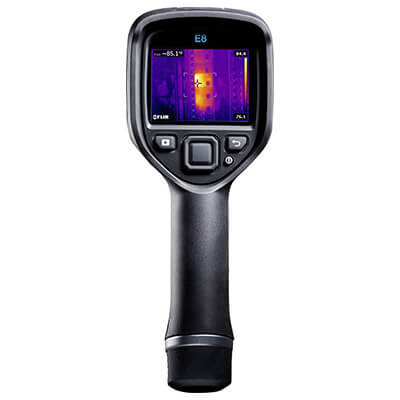 FLIR E8-NIST Compact Thermal Camera