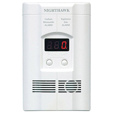 Nighthawk Gas Detector
