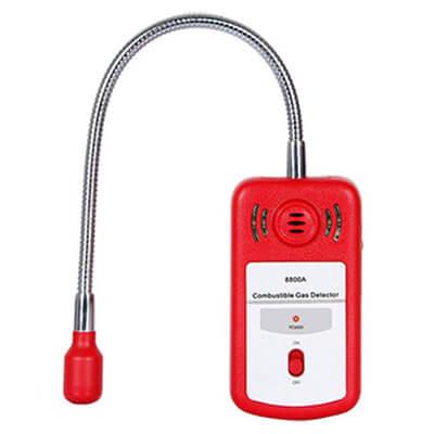 SGILE Gas Leak Sniffer Detector