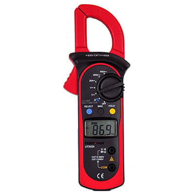 Tekpower UT202A Clamp Meter