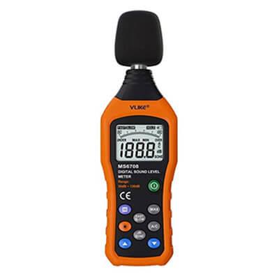 VLIKE LCD Audio Decibel Meter